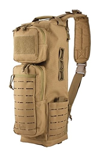 Red Rock Outdoor Gear Riot Sling Pack Coyote by Red Rock Outdoor Gear (Image #6)