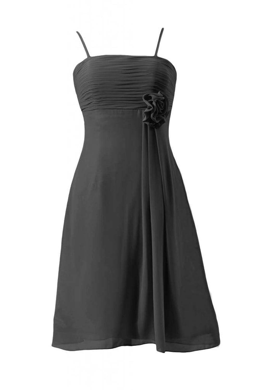 DaisyFormals Women Evening Dress Beach Wedding Bridesmaid Dress W/Straps(BM2222)