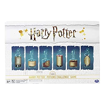 Cardinal 6046766 Harry Potter Perilous Potions Game, Multicolor, One Size: Toys & Games