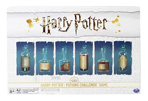 Cardinal 6046766 Harry Potter Perilous Potions Game, Multicolor, One Size