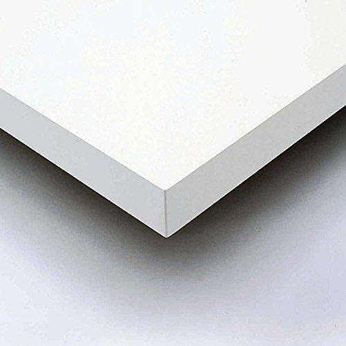 Workbench Top - Plastic Laminate Square Edge, Light Gray, 96