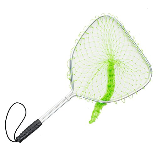 Innovative Scuba Concepts Aluminum Lobster Net for Florida Spiny Lobster Season Aluminum Lobster Gauge