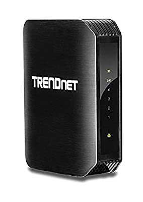 TRENDnet Wireless AC1200 Dual Band Media Bridge, TEW-800MB