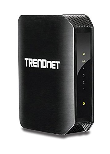 TRENDnet Wireless AC1200 Dual Band Media Bridge, TEW-800MB (Best Wireless Media Bridge)
