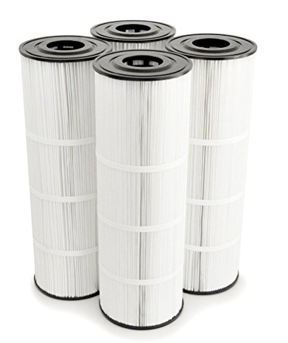 4PACK Excel Filters XLS-722 Pool Cartridge replacement for HAYWARD CX880RE, Unicel C-7488, Filbur FC-1226, Pleatco PA106 by Excel Filters