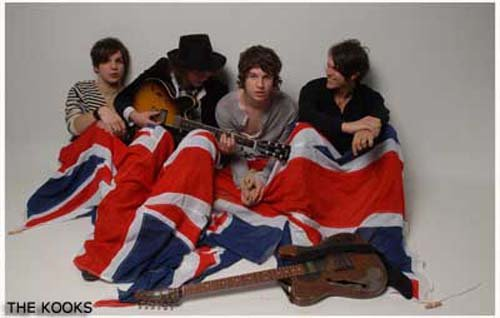 The Kooks - British Flag - Luke Pritchard 11x17 - Luke Pritchard