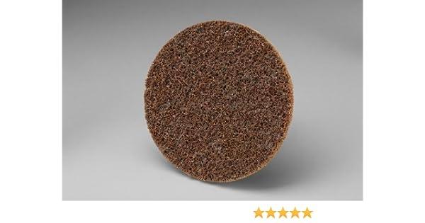 Surface Conditioning Disc Scotch-Brite 3 Inch Medium Roloc 07486 TM TM