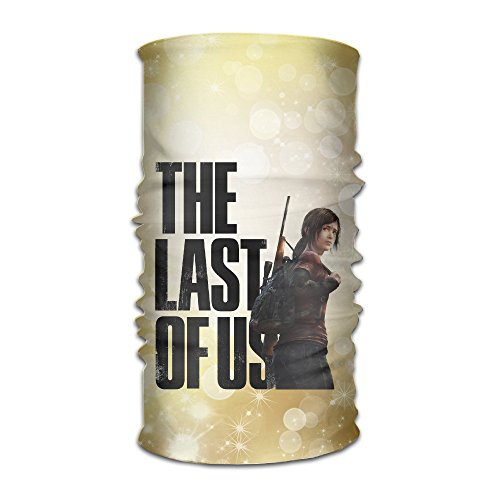 LFISH3 The Last Of Us Ellie Personality Chemo Bandana