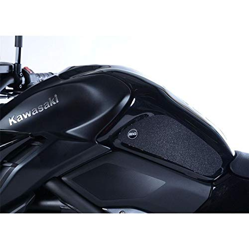 Kit grip de r/éservoir R/&G RACING noir Kawasaki Z900