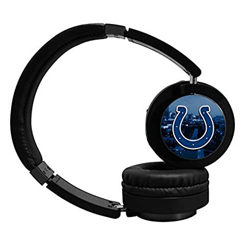 Colts Stylish headphones headset earbuds earphone Noise-canceling Bluetooth Headphone - Colts Quarterback