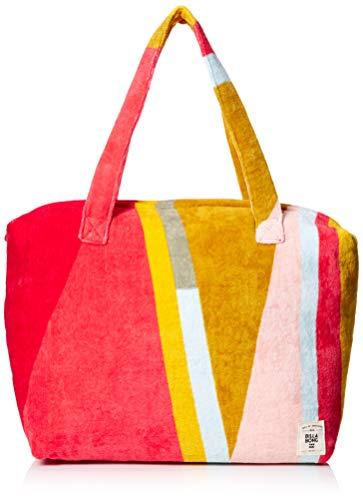 - Billabong Women's Chasing Paradise Tote Bag Havana Red One Size