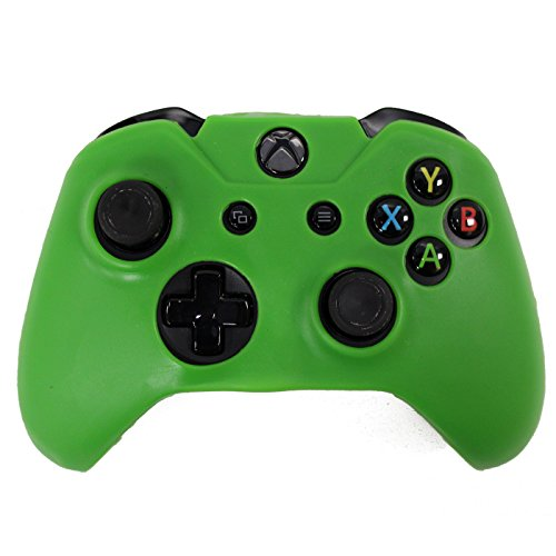 HDE Silicone Skin for Xbox One Controller Protective Grip Silicone Rubber Cover for Wireless Xbox One / S / X Gamepad