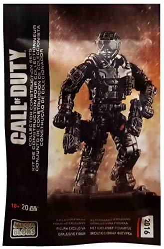 Mega Bloks Call of Duty (COD) 2016 SDCC Fan Expo Exclusive Special Operations Mini Figure (Mega Bloks Call Of Duty Tactical Helicopter)