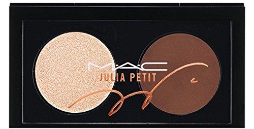 MAC Julia Petit Eye Shadow X2 MORGANITE