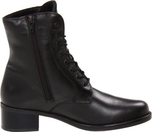 Canadienne Black La Women's Palmina Boot Leather qxdBCd