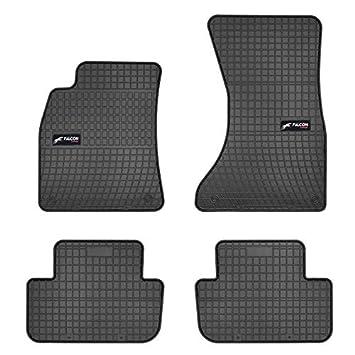 Audi A4 B8 dal 2008-2015 Audi A5 dal 2009-2017 tappetini gomma inodore