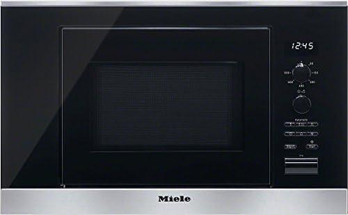 Miele M 6030 SC - Microondas (1300W, 220-240V, 10A, 5.9 cm, 31 cm ...