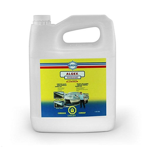 Aurora Algex Bottom Cleaner for Aluminum - Gallon by Aurora Marine