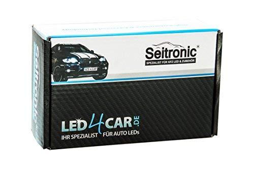 Hochwertige Premium LED Seitenblinker in Schwarz Smoke mit E Pr/üfzeichen passgenau f/ür Ihr Fahrzeugmodell