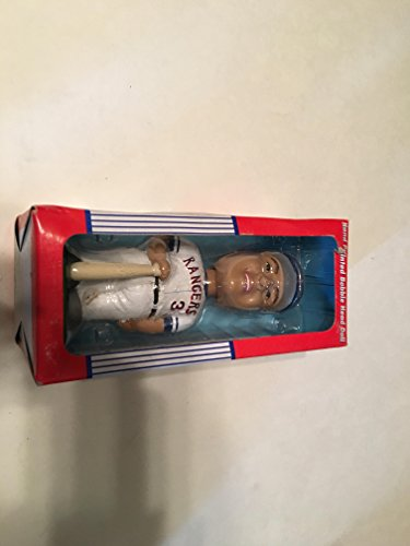 ALEX RODRIGUEZ TEXAS RANGERS HAND PAINTED BOBBLE HEAD DOLL MINT IN BOX - Alex Rodriguez Mint