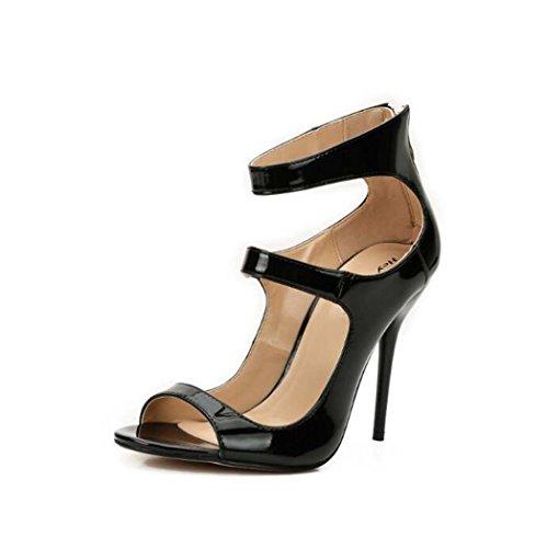 Mujer de Tac Sandalias Zapatos para YqOwH5U