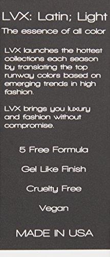 LVX 3 in 1 Base Coat Treatment