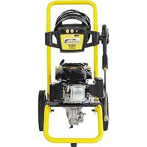 WASPPER – W3100VA – 31000 PSI – 2.9 GPM – Gas Pressure Washer – 196CC – 5 Nozzle Set – PEGGAS Vertical Engine