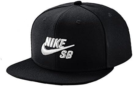 NIKE ナイキ キャップ帽子 エスビーSB ICON PRO CAP SNAPBACK BLACK 628683-013 [並行輸入品]