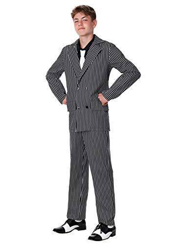 Teen Deluxe Gangster Costume ()