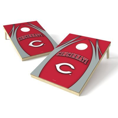 MLB Cincinnati Reds 2x3 Shield Game, 24