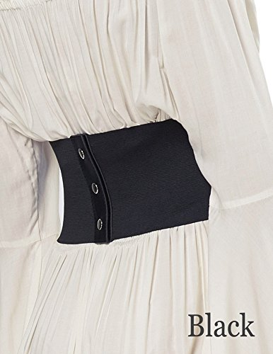 GRACE KARIN Lace-up Cinch Belt Tied Corset Elastic Waist Belt