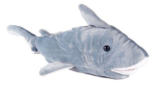 Happy Feet 9042-4 - Shark - X Large Animal Slippers -