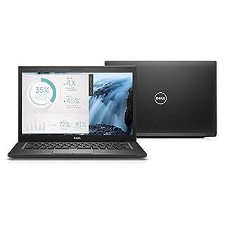 Dell Latitude E7470 HD Ultrabook Business Laptop Notebook (Intel Core i5 6300U, 8GB Ram, 256GB SSD, HDMI, Camera, WiFi, Bluetooth) Win 10 Pro (Certified Refurbished)