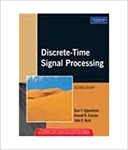 Discrete time signal processing 2nd second edition alan v discrete time signal processing 2nd second edition alan v schafer ronald w oppenheim 9788131704929 amazon books fandeluxe Image collections