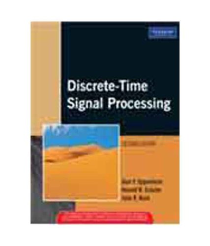 digital signal processing oppenheim 3rd edition solution manual