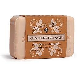 L'Epi de Provence Shea Butter Enriched French Bath Soap - Ginger Orange - 7 oz. - 200g