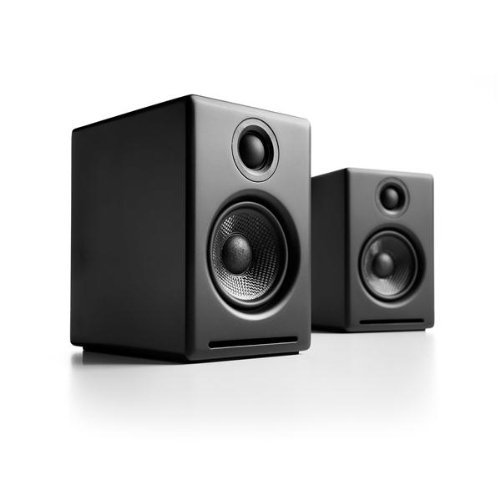 Audioengine A2+ Black (Pr.) 2-way Powered Speaker System by Audioengine