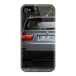 High Grade EthaleraSandywhichz Flexible Tpu Cases For Iphone 6 - Grey Bmw X5 Rear