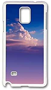 City Port Bridge At Night Case Cover for Samsung Galaxy Note 4, Note 4 Case, Galaxy Note 4 Case Cover by ruishername