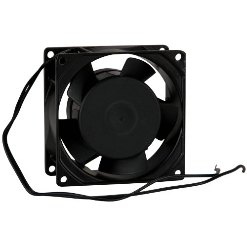 Parts Express Muffin Style Axial Cooling Fan 120 VAC 80 x 80 x 38mm 30 CFM by Parts Express (Image #1)