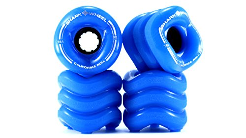 Shark Wheel 1001S60MMS78AB California Skateboard