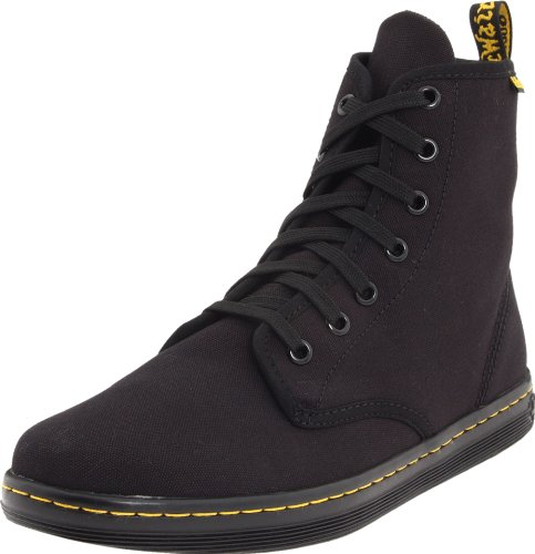Dr. Martens Women's Shoreditch Boot,Black,7 UK (US Women's 9 M)