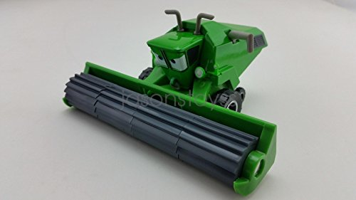 Car Toys Pixar 1:55 Scale Diecast Green Frank Metal Toy and Car Collectors