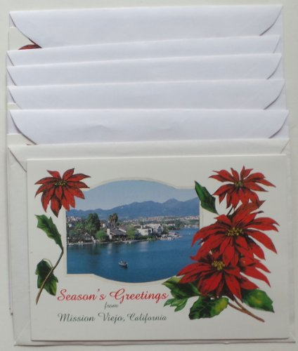 (6) Greeting Cards Holidays