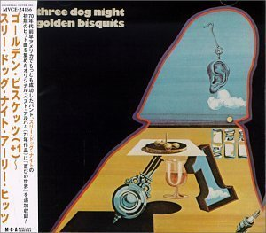 Price comparison product image Golden Biscuits by Three Dog Night (1999-04-21)