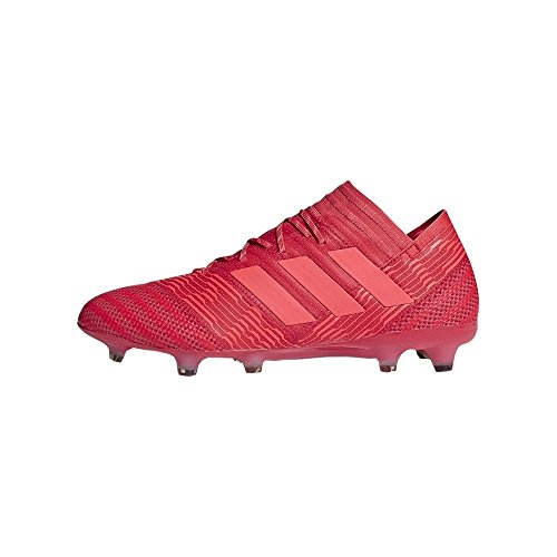 Adidas Herren Nemeziz 17.11 FG Fußballschuhe Red