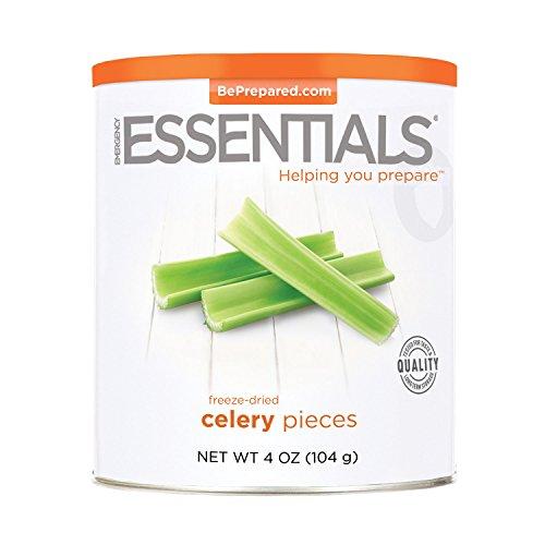 Emergency Essentials Freeze Dried Celery Pieces - 4 oz by Emergency Essentials