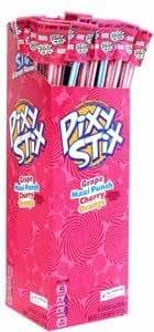 Pixy Stix Giant Straws - 85/.42 Oz. Straws