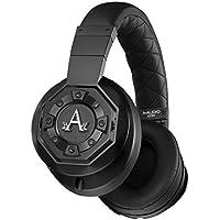 A-Audio A02 Legacy Over-Ear Headphone, Matte Phantom Black