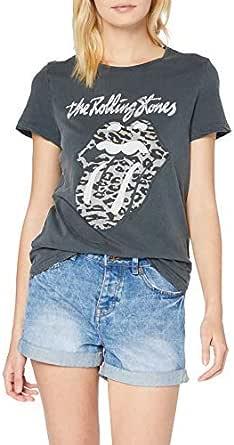 New Look Rolling Stones Camiseta para Mujer